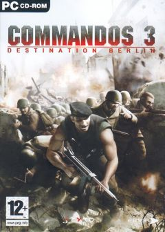 Jaquette de Commandos 3 : Destination Berlin PC