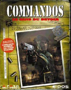 Jaquette de Commandos : Le sens du devoir PC