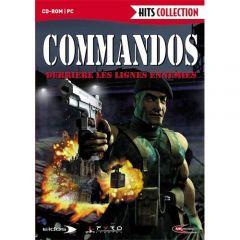 Jaquette de Commandos : Derrière les lignes ennemies PC