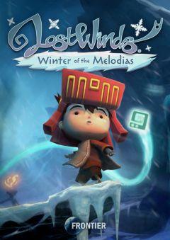 Jaquette de LostWinds : Winter Of The Melodias Wii