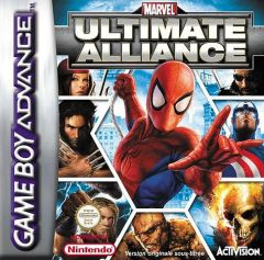 Jaquette de Marvel : Ultimate Alliance Game Boy Advance
