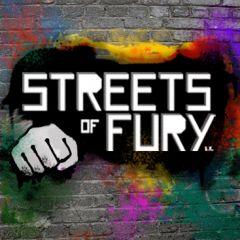 Jaquette de Streets of Fury Xbox 360
