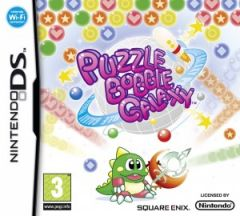 Jaquette de Puzzle Bobble Galaxy DS