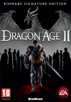 Jaquette de Dragon Age II PC