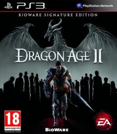 Jaquette de Dragon Age II PlayStation 3