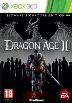 Jaquette de Dragon Age II Xbox 360