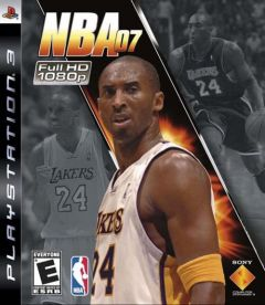 Jaquette de NBA 07 PlayStation 3