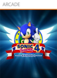 Jaquette de Sonic the Hedgehog 4 Episode I Xbox 360