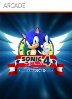 Sonic the Hedgehog 4 Episode I (Xbox 360)