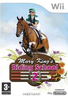 Jaquette de Mary King's Riding School 2 Wii