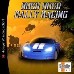 Jaquette de Rush Rush Rally Racing Dreamcast