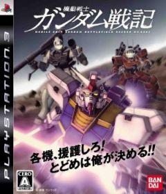 Jaquette de Kidô Senshi Gundam Senki PlayStation 3