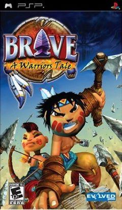Jaquette de Brave : A Warrior's Tale PSP