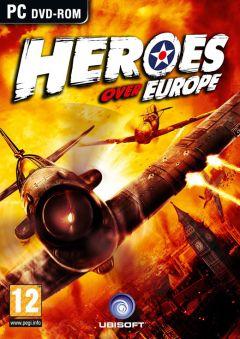Jaquette de Heroes over Europe PC