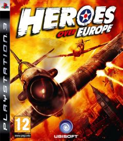 Jaquette de Heroes over Europe PlayStation 3