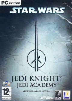 Jaquette de Star Wars Jedi Knight : Jedi Academy PC