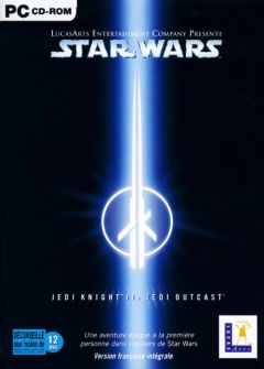 Jaquette de Star Wars Jedi Knight II : Jedi Outcast PC