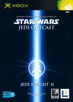 Jaquette de Star Wars Jedi Knight II : Jedi Outcast Xbox