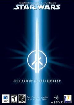 Jaquette de Star Wars Jedi Knight II : Jedi Outcast Mac