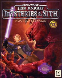 Jaquette de Star Wars : Jedi Knight - Mysteries of the Sith PC
