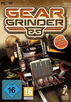 Jaquette de GearGrinder PC
