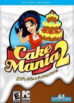 Jaquette de Cake Mania 2 PC