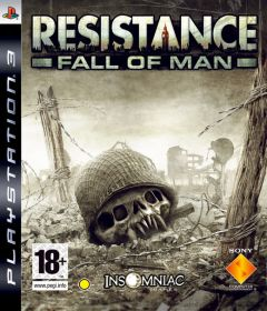 Jaquette de Resistance : Fall of Man PlayStation 3