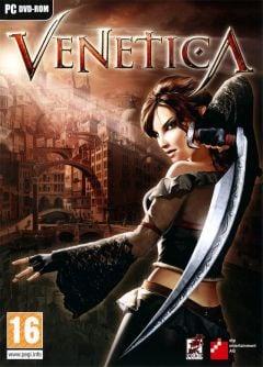 Jaquette de Venetica PC