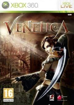 Jaquette de Venetica Xbox 360