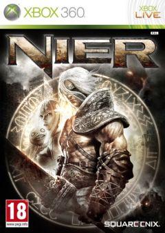 Jaquette de NieR Xbox 360