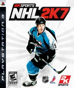 Jaquette de NHL 2K7 PlayStation 3