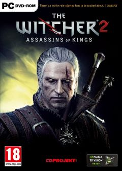 Jaquette de The Witcher 2 : Assassins of Kings PC