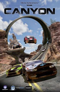 Jaquette de TrackMania 2 : Canyon PC