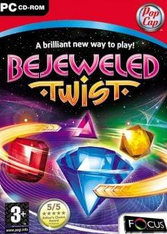 Jaquette de Bejeweled Twist PC