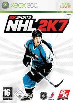 Jaquette de NHL 2K7 Xbox 360