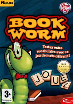 Jaquette de Book Worm PC