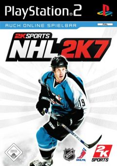 Jaquette de NHL 2K7 PlayStation 2