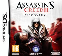 Jaquette de Assassin's Creed II : Discovery DSi