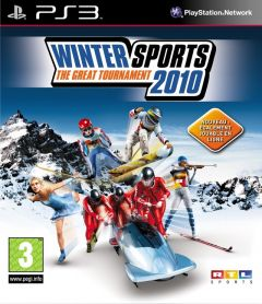 Jaquette de Winter Sports 2010 PlayStation 3
