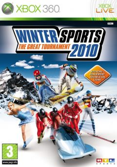 Jaquette de Winter Sports 2010 Xbox 360