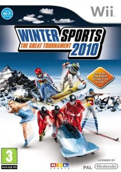 Jaquette de Winter Sports 2010 Wii