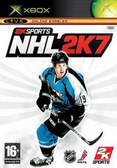 Jaquette de NHL 2K7 Xbox