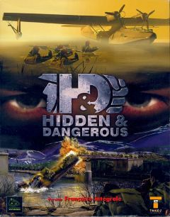 Jaquette de Hidden & Dangerous PC