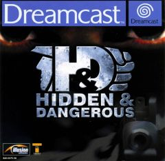 Jaquette de Hidden & Dangerous Dreamcast
