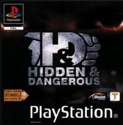 Jaquette de Hidden & Dangerous PlayStation