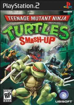 Jaquette de Teenage Mutant Ninja Turtles : Smash Up PlayStation 2