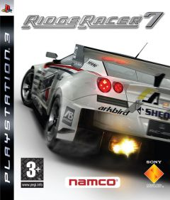 Jaquette de Ridge Racer 7 PlayStation 3