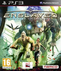 Jaquette de Enslaved : Odyssey to the West PlayStation 3