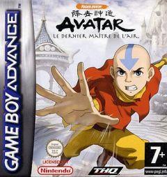Jaquette de Avatar : le dernier maître de l'air Game Boy Advance