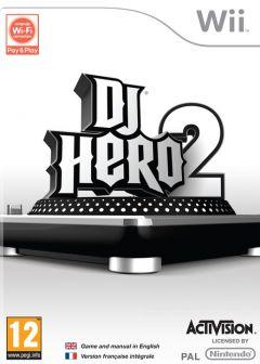 Jaquette de DJ Hero 2 Wii